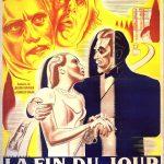La Fin du jour - Affiche 1938