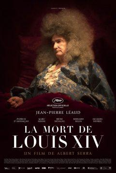 La Mort de Louis XIV - Affiche