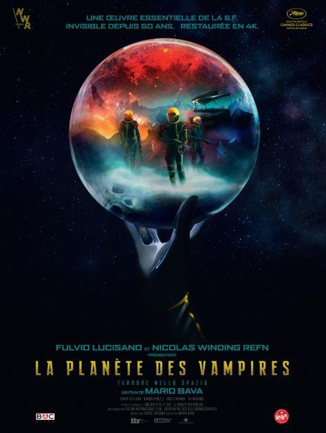 La Planète des vampires - Affiche 2016