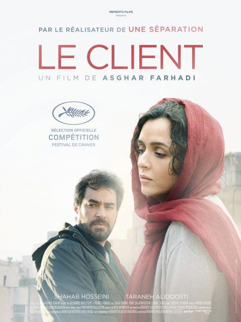 Le Client - Affiche Cannes 2016