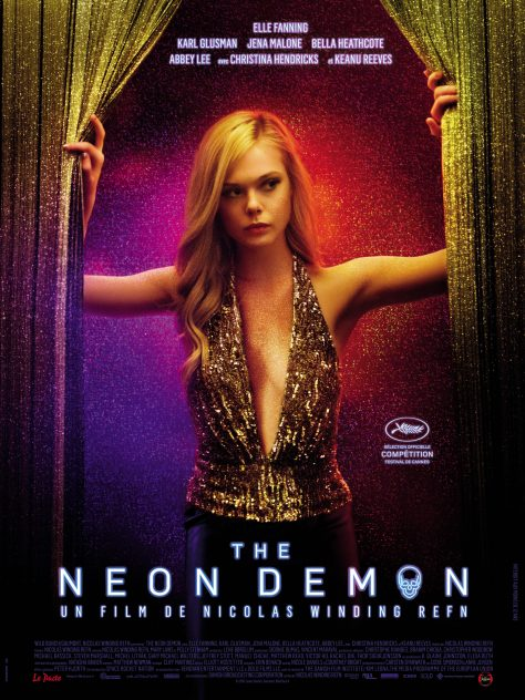 The Neon Demon - Affiche def