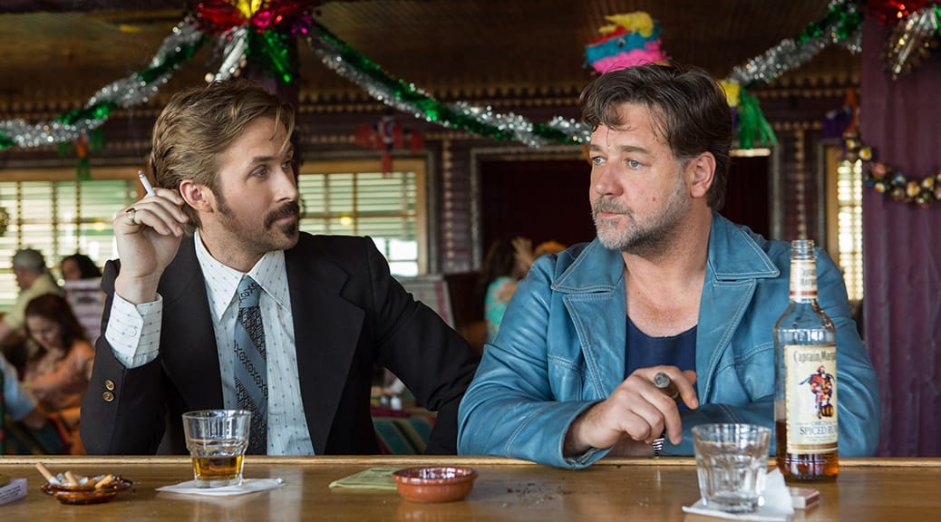 The Nice Guys - Une