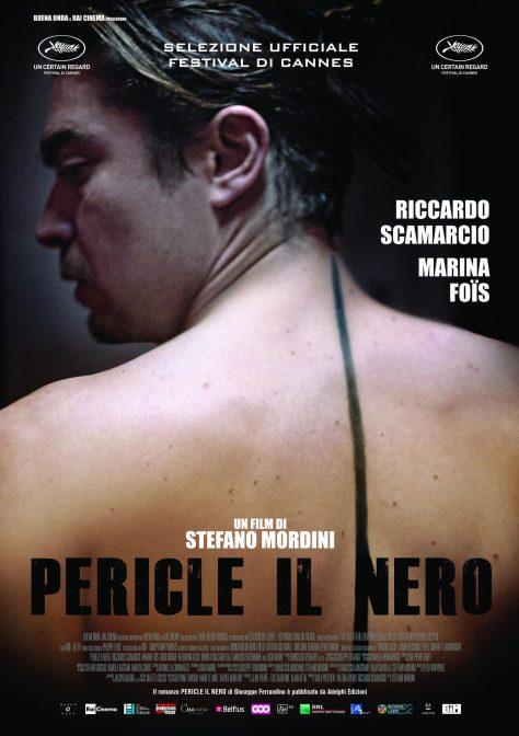 Péricles Noir - Affiche Cannes 2016
