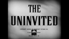 The Uninvited - Capture Criterion