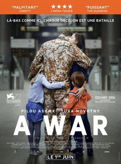 A War - Affiche