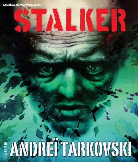 Affiche Stalker - 2016