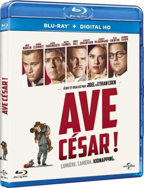 Ave César ! - Packshot Blu-ray