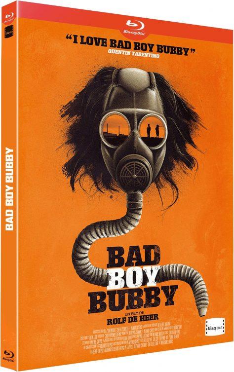 Bad Boy Bubby - Recto Blu-ray