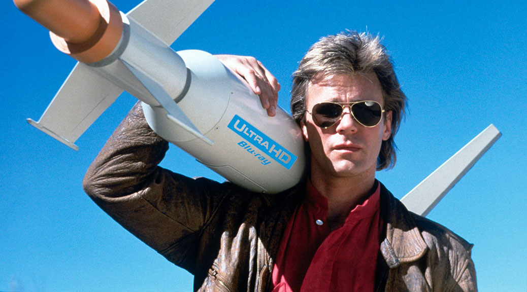 Blu-ray 4K Ultra HD - MacGyver