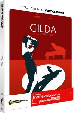 Gilda - Recto Blu-ray - Very Classics