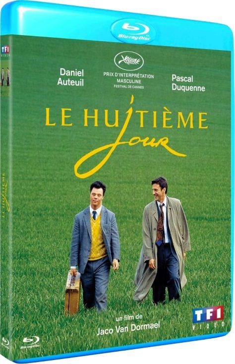Le Huitième jour - Packshot Blu-ray