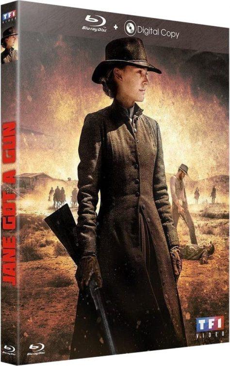 Jane got a gun - Packshot Blu-ray