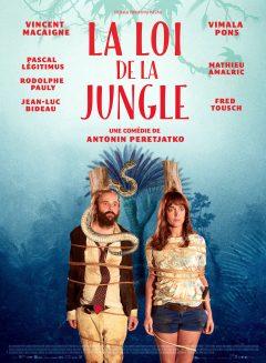 La Loi de la jungle - Affiche