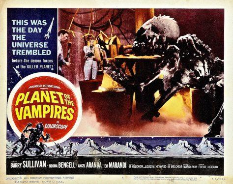 La Planète des vampire