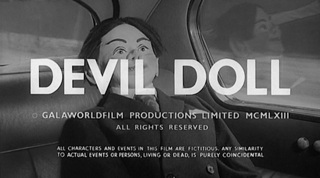 La Poupée diabolique - Image Une Test DVD