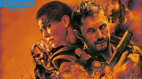 Test Blu-ray 4K Ultra HD: Mad Max Fury Road