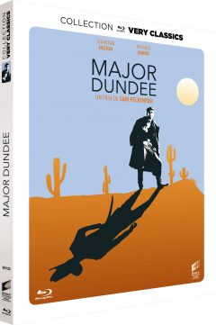 Major Dundee - Recto Blu-ray Very Classics