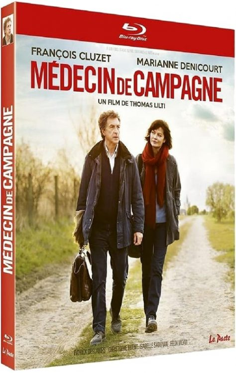 Médecin de campagne - Packshot Blu-ray