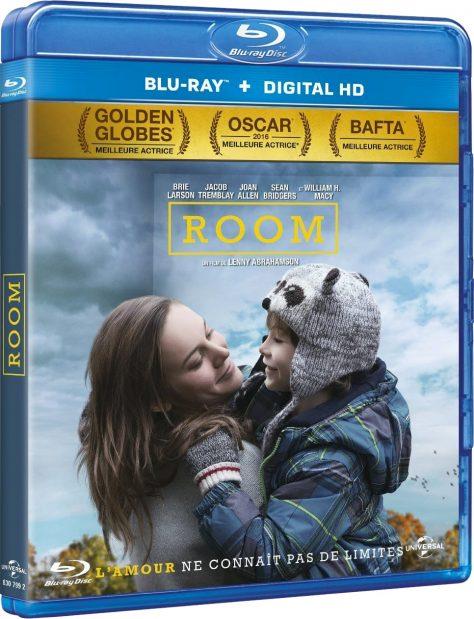 Room - Packshot Blu-ray