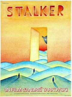 Stalker - Affiche