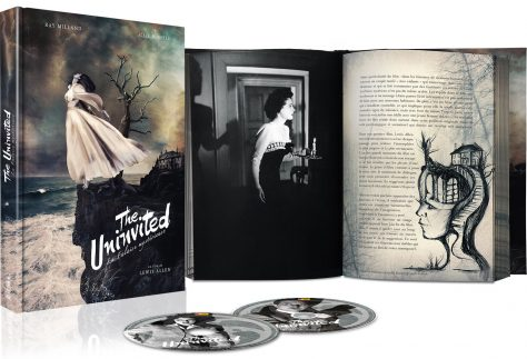 The Uninvited - Covert Blu-ray ouvert