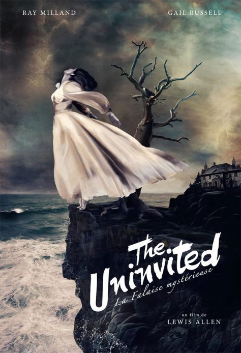 The Uninvited - Recto Blu-ray