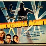 Agent invisible contre Gestapo - Affiche US
