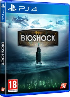 Bioshock : The Collection - Packshot PlayStation 4