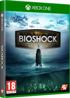 Bioshock : The Collection - Packshot Xbox One