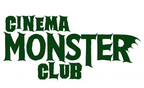 Cinéma Monster Club - Logo