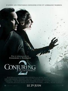 Conjuring 2 - Affiche