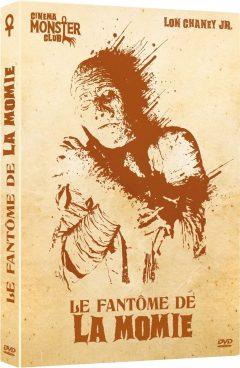 Le Fantôme de la Momie - Jaquette DVD 3D