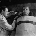 Frankenstein rencontre le loup-garou