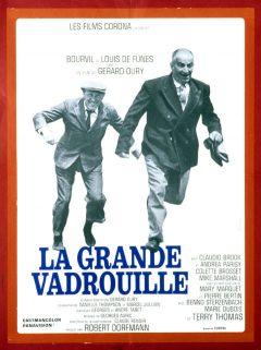 La Grande vadrouille - Affiche 1966