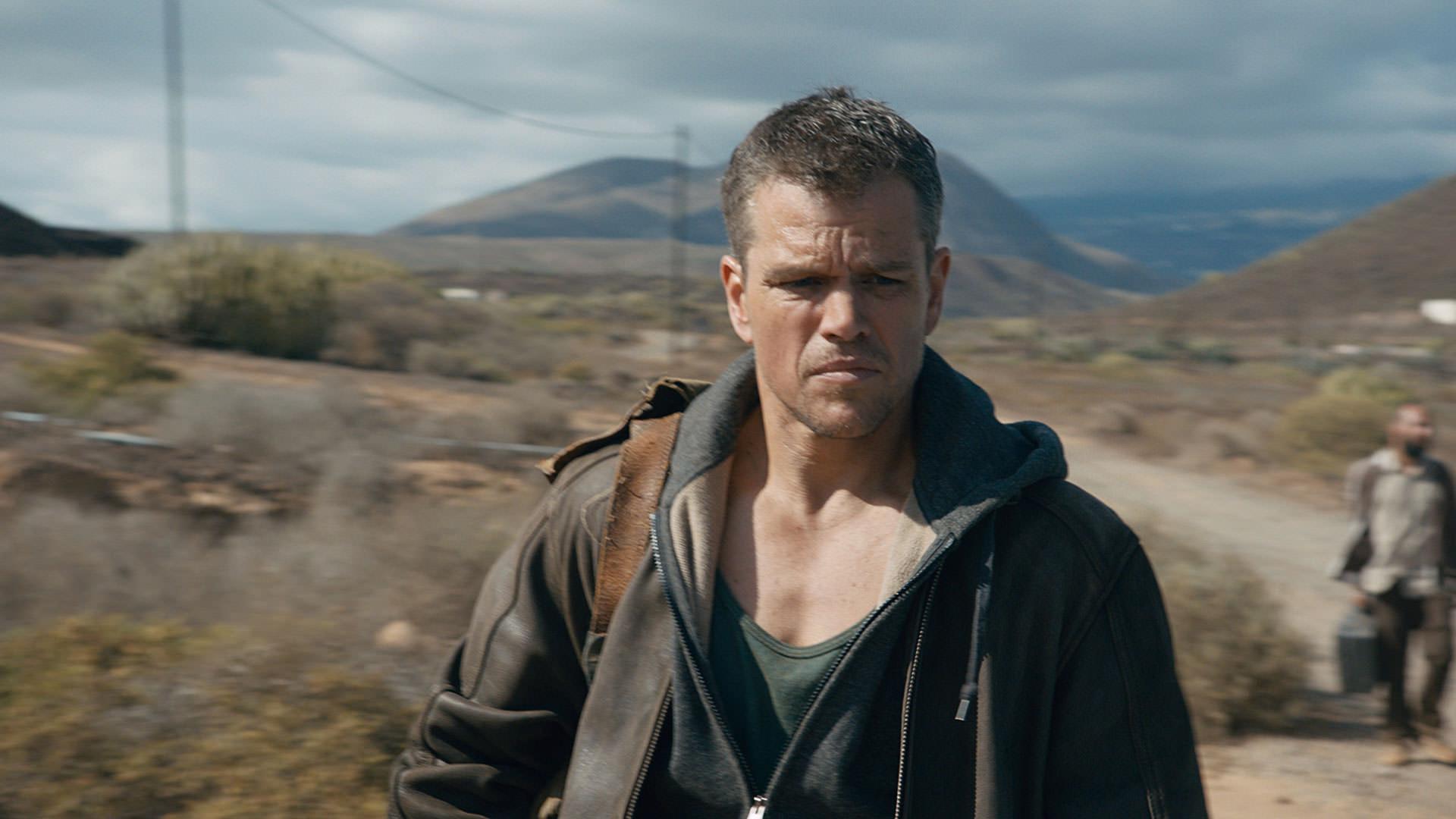 Jason Bourne 1