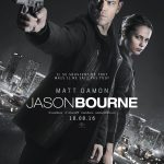 Jason Bourne - Affiche France