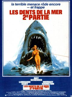 Les Dents de la mer 2 (Jaws 2) - Affiche France