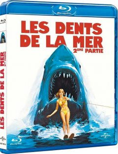 Les Dents de la mer 2 (Jaws 2) - Packshot Blu-ray