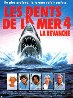 Les Dents de la mer 4 (Jaws 4) - Affiche France