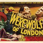 Le Monstre de Londres - Affiche US