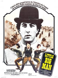 Little Big man - Affiche France 1970