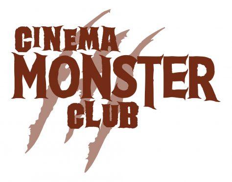 Logo Cinema Monster Club - Loup-Garou