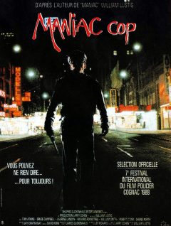 Maniac Cop - Affiche France