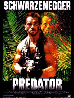 Predator - Affiche 1987