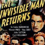 Le Retour de l'Homme invisible - Affiche