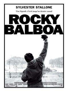 Rocky Balboa - Affiche France