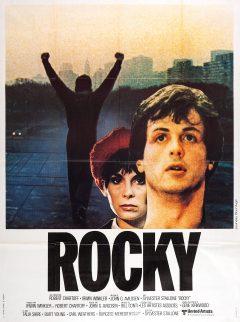 Rocky - Affiche France