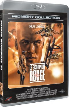 Le Scorpion rouge - Midnight Collection - Packshot Blu-ray