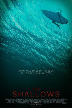 The Shallows (Instinct de survie) - Affiche US