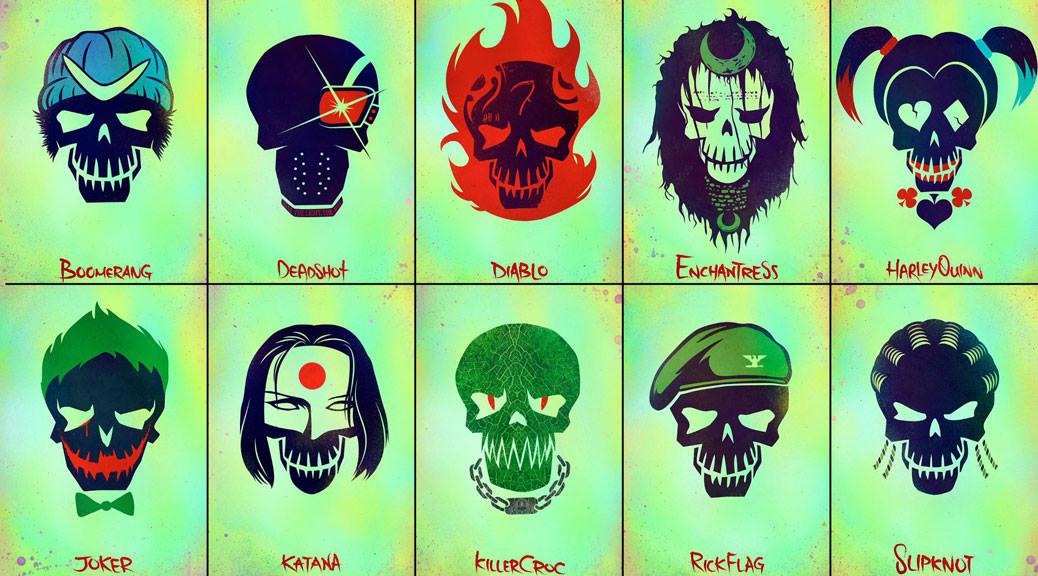 Suicide Squad - Une sorties ciné août 2016